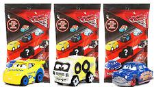 Disney Pixar Cars 3 Die Cast Mini Racers #15 #16 #17 Dinoco Arvy Fabulous Hudson