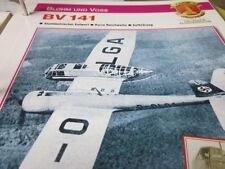 Fliegen 9: Karte 3 Blohm und V0ss BV 141