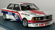 NEO 1/43 Scale BMW 320i Heyco ETCC 1977 Braun Reinke Resin Model Car
