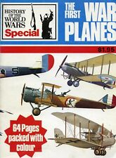 THE FIRST WORLD WAR PLANES - HISTORY OF WORLD WARS SPECIAL