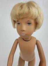 "Vintage Original Sasha Blond Hair, Blue Eyes 16"" Doll"