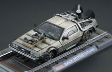 Retour vers le Futur 3 DeLorean LK Coupé 1981 1/18 Back to the Future III 27144