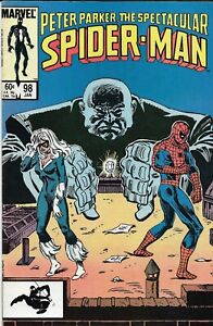 SPECTACULAR SPIDER-MAN (1976) #98- Back Issue VFN/NM