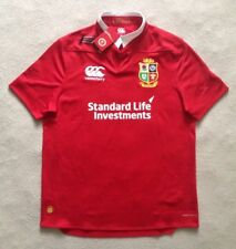 BRITISH LIONS - NEW ZEALAND 2017 Tour - Rugby Union Shirt Jersey XL NEW&TAGGED