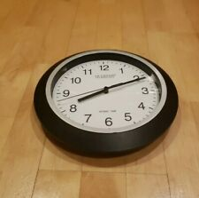La Crosse 10 Inch Atomic Time Automatic Set Analog Wall Clock - Fast shipping