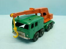 CH15/215 MATCHBOX / SERIE 75 / REGULAR WHEELS / 30 6 WHEELS CRANE 1/64