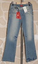 Jean neuf taille 12 ans (taille 32) marque Miss Tika (bc)