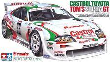 Tamiya Model Kit - Castrol Toyota Tom's Supra GT - 1:24 Scale - 24163