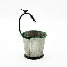 Planter With Tap , Garden Ornament, Metal, 40cm High, Stunning Item, 5153