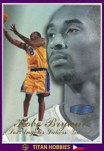 1996-97 Kobe Bryant Fleer Flair Rookie RC ROW 3