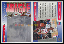 NBA UPPER DECK 1993/94 - Kenny Anderson # TD6 - Nets - Ita/Eng - EXCELLENT