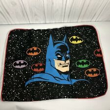 Vintage Batman Pillow Sham Case Corded Standard 19 x 25 80s USA Dreamstyles