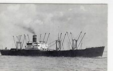 UNITED STATES LINES: SHIPPING POSTCARD (C4444).