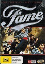 FAME, The Complete First Season. New York, Teenage Dramas, Big Dreams. 4 dvd set