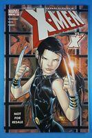 Uncanny X-MEN #451 X-23 Marvel Legends Variant Marvel Comics 2005 Not for Resale