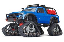 TRA82034-4  TRX-4® with All-Terrain Traxx RTR Blue