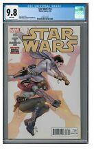 Star Wars #18 (2016) Marvel Comics Leinil Francis Yu Cover CGC 9.8 GG504