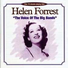Helen Forrest - Voice of the Big Bands [New CD]
