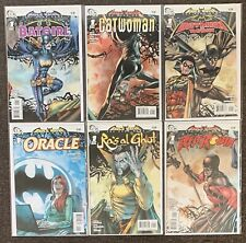 6 Bruce Wayne The Road Home #1 One-Shots Batgirl Oracle Red Robin Catwoman DC Nm
