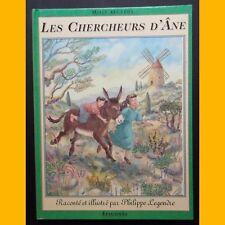 LES CHERCHEURS D'ÂNE Philippe Legendre-Kvater 1997