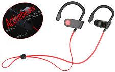 Activebeats 2 Wireless Ear Hook Headphone For Beats by Dr. Dre Powerbeats 2 Red