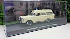 James Bond 007 Mercedes Benz Binz Ambulance Thunderball 1:43 Modellauto in OVP
