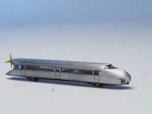 8876 Marklin Z-scale Powered Mini Club Rail Zeppelin railcar w working  Prop
