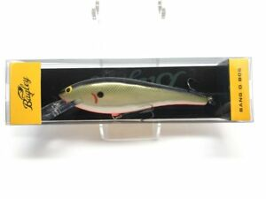 Bagley DB06-TSO Musky Fishing Lure New in Box Tennessee Shad Orange Belly Color