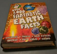 Over 1000 Fantastic Earth Facts (2012, Paperback)