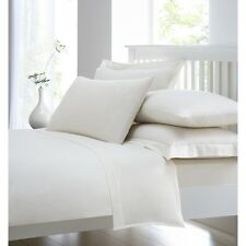 """400 Thread Count 100% Egyptian Combed Cotton Extra Deep Fitted Sheet 40cm (16"""")"""