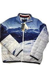 Tommy Hilfiger Platinum Mountain Quilted Insulator Jacket...