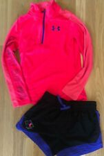 Girls Clothes lot Size L UNDER ARMOUR UA  EUC!