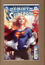 SUPERGIRL #15 Stanley Artgerm Lau Variant DC Comics NM