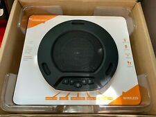 HuddleCamHD HuddlePod Air Wireless USB Speakerphone SP-141208-001 HP-AIR-BK