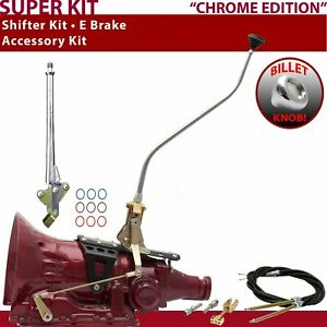 FMX Shifter Kit 23 Swan E Brake Cable For F5984
