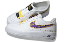 Nike X Sabotage Sbtg Mamba Fury Air Force 1 Sample Size 11 - Kobe Bryant Tribute