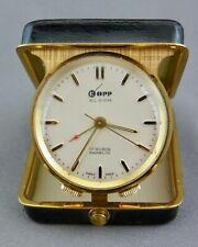schöner alter Wecker Kopp Alarm ca.60er Jahre