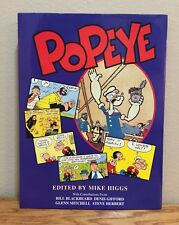 POPEYE COLLECTIBLES - BOOK - NEW