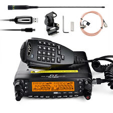 TYT TH7800 Dual Band Dual Display Repeater Car Truck Ham Radio 50W CTCSS + Mic