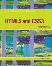 HTML5 and CSS3, Illustrated Introductory by Vodnik, Sasha