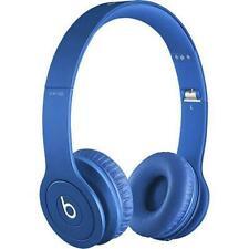 Beats by Dr. Dre Solo HD Headphones Blue