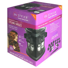 InStyler Heated Ceramic Styling Shells 27Pcs Set
