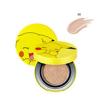 TONYMOLY Pokemon Pikachu Mini Cover Cushion #2 Warm Beige SPF50+ PA+++