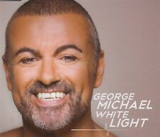 White Light by George Michael (CD-EP 2012, Aegean 3710020, RARE Out Of Print)
