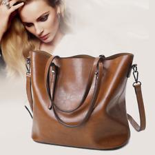 Women Shoulder Bag Handbags PU Leather Crossbody Purse Tote Satchel Fashion