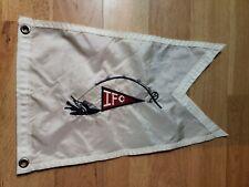 vintage Ifc Nautical Flag international Fishing Club
