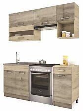 Küche 180cm In Single Küchen Günstig Kaufen Ebay