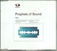 (700Z) Prophets Of Sound, High - DJ CD
