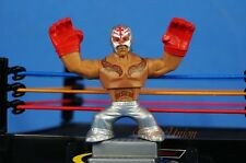 Mattel WWE Wrestling Rumblers Figure Elite Ray Mysterio Cake Topper Model K902_F