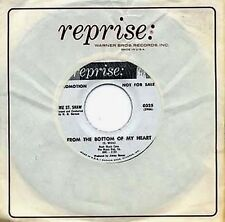 NORTHERN SOUL -MIKE ST. SHAW -FROM THE BOTTOM OF MY HEART- REPRISE - WLP 45